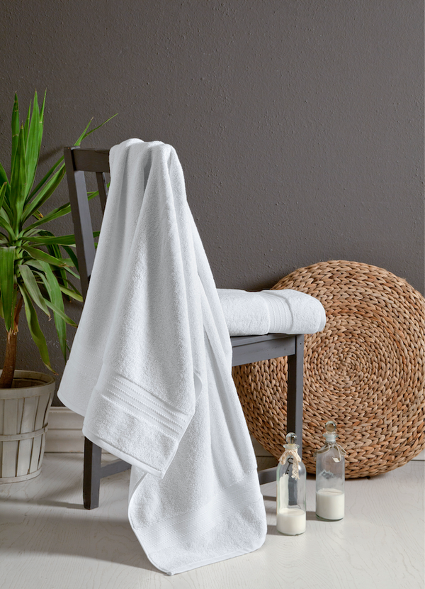 Halley Jumbo Turkish Aero-Cotton Bath Sheet - 2 Pieces - Classic Turkish Towels