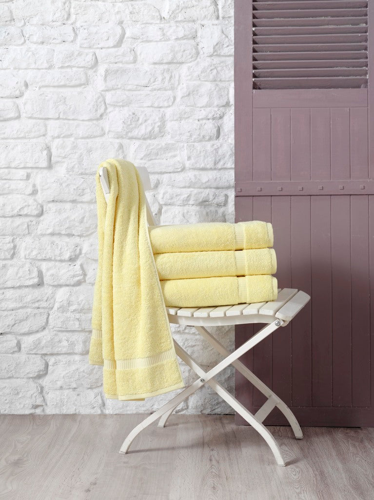 Cambridge Turkish Cotton Bath Towels - 4 Pieces - Classic Turkish Towels
