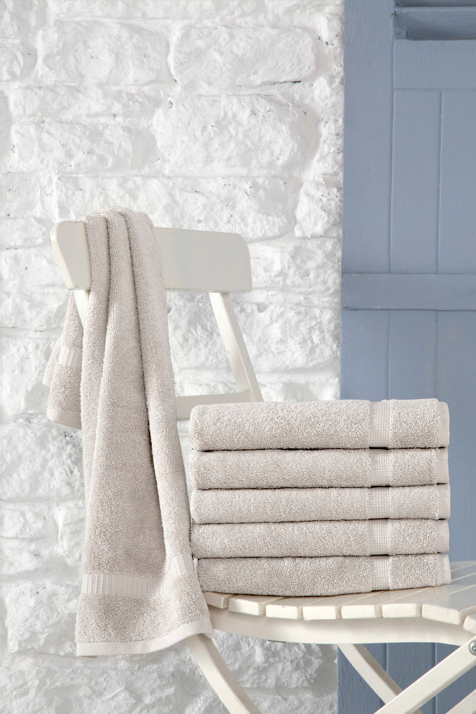 Cambridge Turkish Cotton Hand Towels - 6 Pieces - Classic Turkish Towels