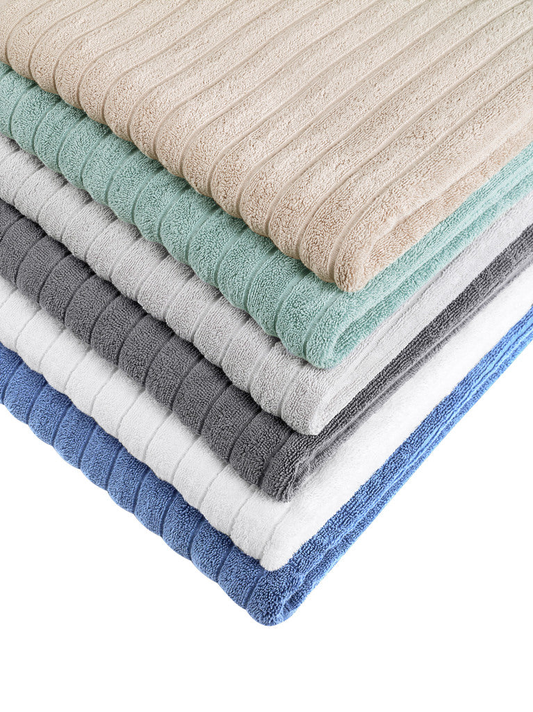 Brampton Turkish Cotton Bath Towels - 2 Pieces | Classic Turkish Towels