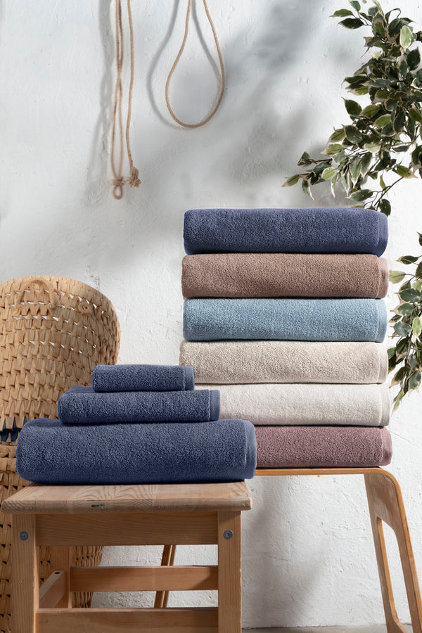 Union Turkish Cotton Towel Set of 12 | Classic Turkish Towels
