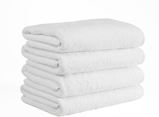 Hospitality Collection Quick Dry Bath Towels 4-Piece Hotel and Spa Bath Towel Set | Classic Turkish Towels