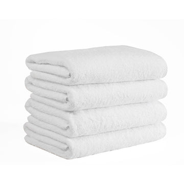 Hospitality Collection 4-Piece Bath Towel Set