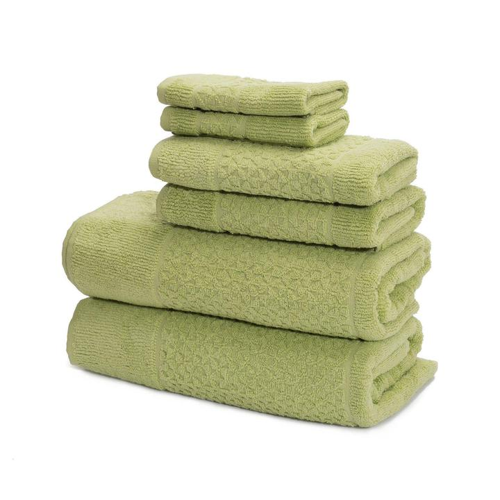 Mei-Tal Complete 6-Piece Set | Classic Turkish Towels