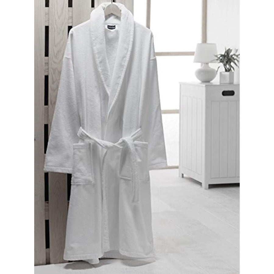 Royal Grand Velour Bathrobe (400 GSM) | Classic Turkish Towels