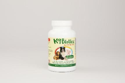 K9Biotics Broad Spectrum Pet Supplement Tablets 65ct