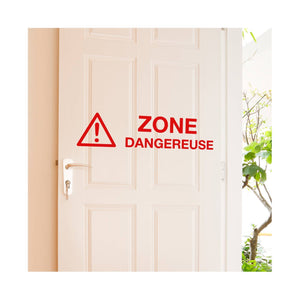 http://www.ebay.com/i/Zone-Dangereuse-Wall-Decal-Red-/282671507143