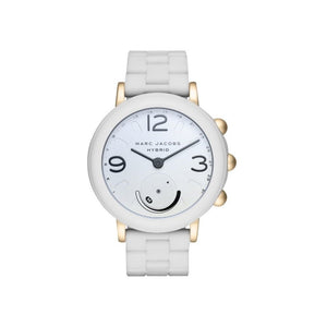 http://www.ebay.com/i/Marc-Jacobs-Riley-Hybrid-Smartwatch-44mm-Aluminum-Gold-tone-and-white-/192336025234