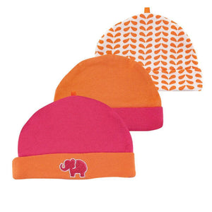 http://www.ebay.com/i/Yoga-Sprout-Girls-3-Pack-Pink-Orange-Elephant-Hats-0-6-Months-/172893509346