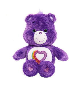 http://www.ebay.com/i/Care-Bears-35th-Anniversary-Rainbow-Heart-Stuffed-Bear-Purple-/172971619721