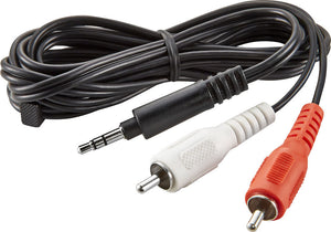 http://www.ebay.com/i/Open-Box-Excellent-Insignia-6-3-5mm-Mini-to-RCA-Stereo-Audio-Cable-Black-/202059635434