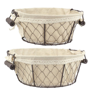 http://www.ebay.com/i/Wire-Baskets-Fabric-Brown-2pk-Off-White-Stonebriar-/282719569798