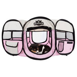 http://www.ebay.com/i/Petmaker-Portable-Pop-Up-Dog-Play-Pen-Carrying-Bag-Pink-/282734837085