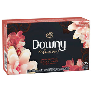 http://www.ebay.com/i/Ultra-Downy-Infusions-Amber-Blossom-Fabric-Softener-Sheets-105-Count-/282764801975