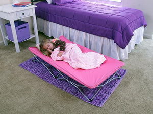 http://www.ebay.com/i/Regalo-My-Cot-Portable-Toddler-Bed-Pink-/362115973020