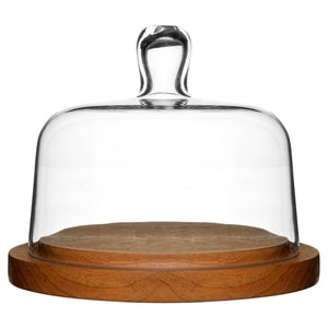 http://www.ebay.com/i/Sagaform-174-Oval-Oak-Round-Cheese-Dome-w-Glass-Lid-/282065075194