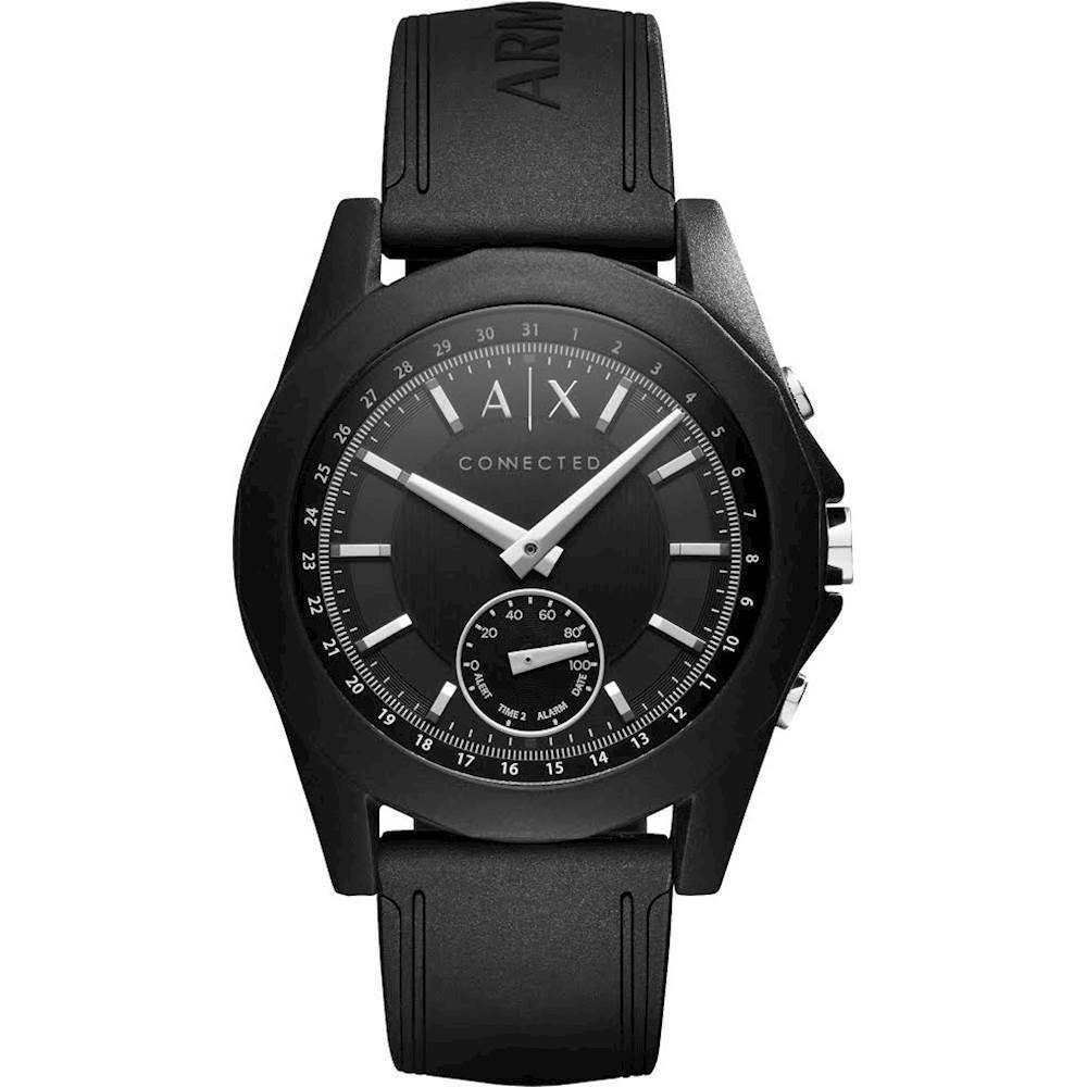 http://www.ebay.com/i/A-X-Armani-Exchange-Connected-Hybrid-Smartwatch-44mm-Silicone-Black-/192336021360