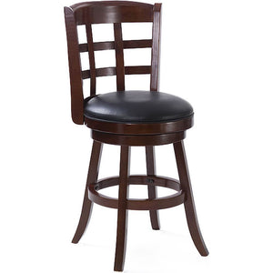 http://www.ebay.com/i/CorLiving-Woodgrove-4-Leg-Wood-and-Bonded-Leather-Barstool-Black-dark-cap-/322924497871