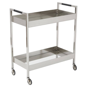 http://www.ebay.com/i/Wilshire-Stainless-Cart-Brushed-Nickle-OSP-Designs-/302033822285