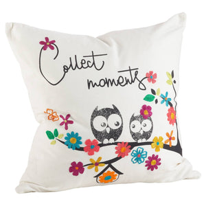 http://www.ebay.com/i/White-Embroidered-Flower-Owl-Print-Throw-Pillow-18-Saro-Lifestyle-174-/302444335759
