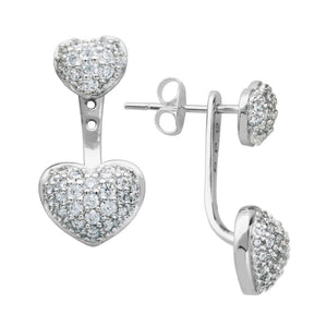 http://www.ebay.com/i/Sterling-Silver-Lab-Created-White-Sapphire-Double-Heart-Front-Back-Earrings-/302449063380