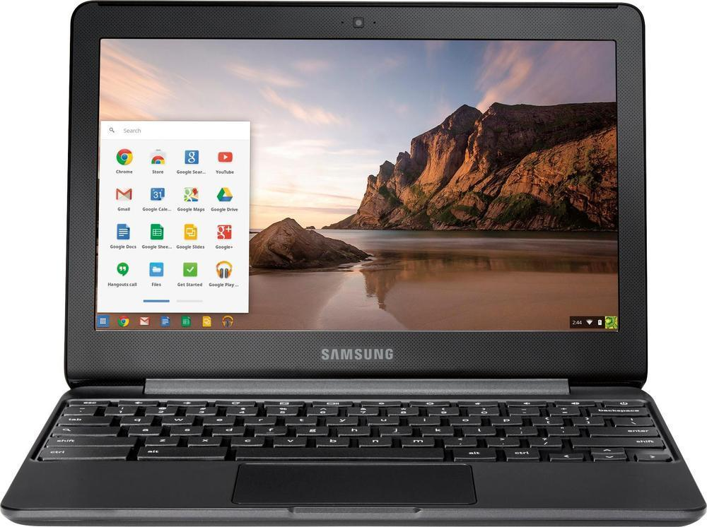 http://www.ebay.com/i/Open-Box-Excellent-Samsung-11-6-Chromebook-Intel-Celeron-4GB-Memory-/192407089837