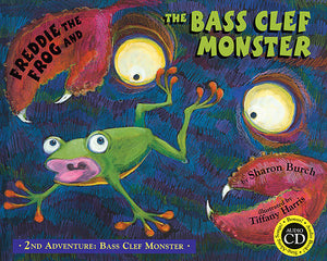 http://www.ebay.com/i/Hal-Leonard-Freddie-Frog-and-Bass-Clef-Monster-Instructional-Book-a-/322825245952