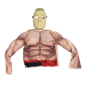 http://www.ebay.com/i/WWE-Mask-and-Padded-Muscle-Shirt-Suit-Costume-Set-Brock-Lesnar-/362153206453
