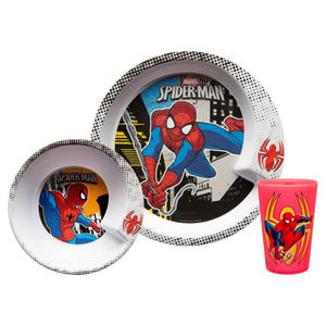 http://www.ebay.com/i/Zak-Marvel-174-173-Spider-Man-3pc-Dinnerware-Set-Red-/272840514157