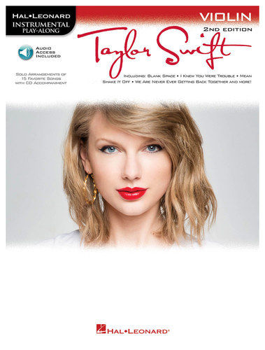 http://www.ebay.com/i/Hal-Leonard-Taylor-Swift-2nd-Edition-Violin-Play-Along-Instructional-Book-/322894565340