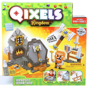 http://www.ebay.com/i/Qixels-Series-3-Kingdom-Weapons-Workshop-/362069375433