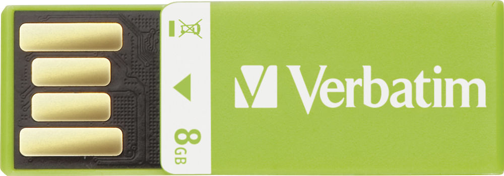 http://www.ebay.com/i/Verbatim-Clip-It-8GB-USB-2-0-Flash-Drive-Green-/202094635053