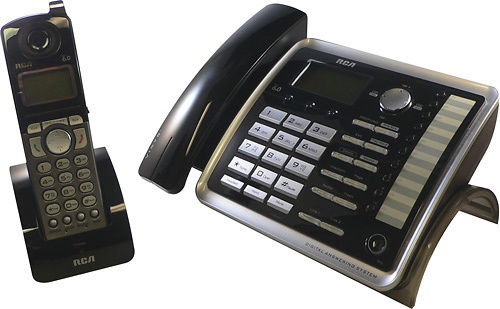 http://www.ebay.com/i/RCA-25255RE2-2-Line-DECT-6-0-Expandable-Corded-Cordless-Phone-System-Black-/191950514901