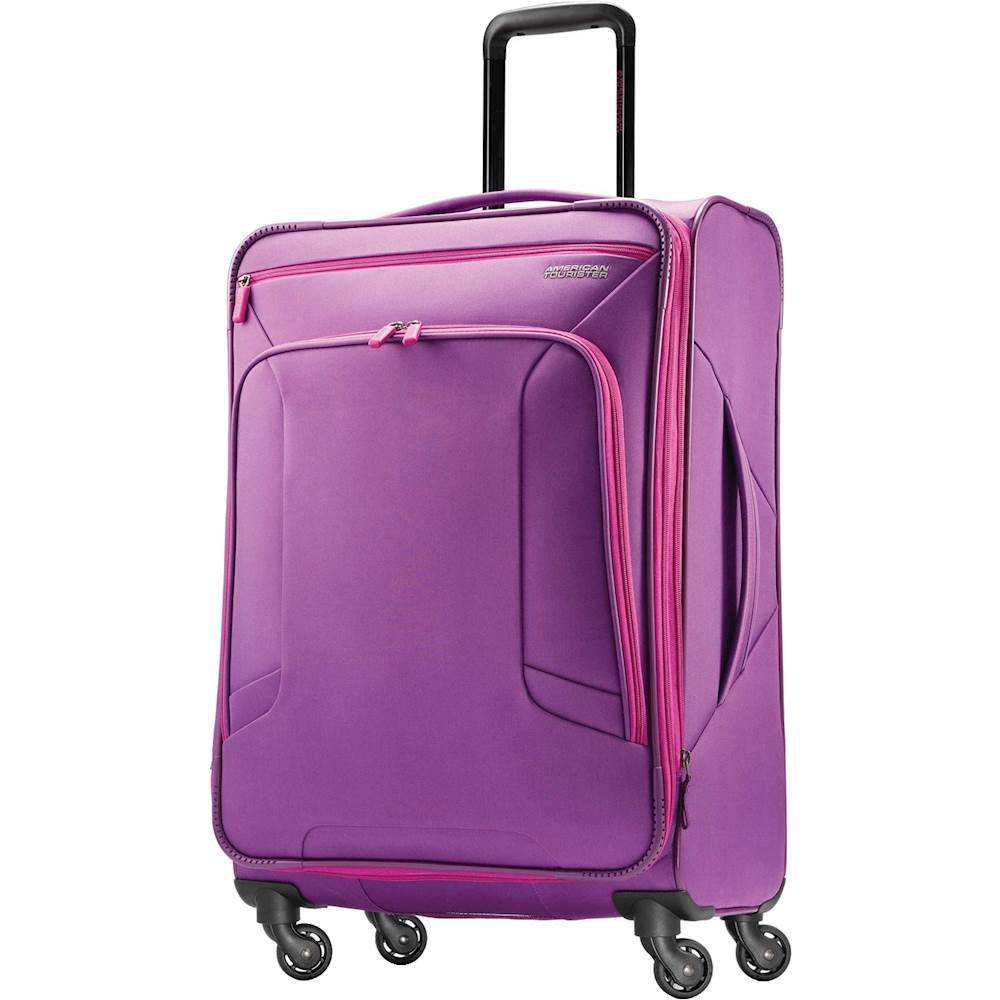 http://www.ebay.com/i/American-Tourister-4-Kix-25-Expandable-Spinner-Luggage-Purple-Pink-/192387891586