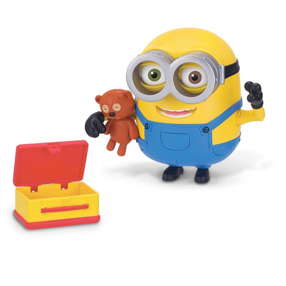 Despicable Me 2 Deluxe Action Figure - Bob with Teddy Bear