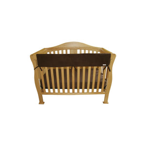 http://www.ebay.com/i/Trend-Lab-Fleece-Front-Rail-Cover-Convertible-Cribs-Brown-/282041670745