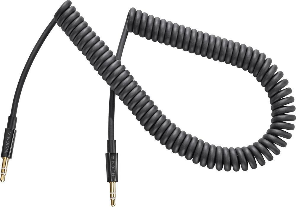http://www.ebay.com/i/Open-Box-Excellent-Insignia-9-Coiled-Audio-Cable-Black-/192198459622