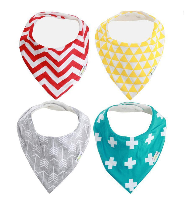 Baby Bibs & Burp Cloths