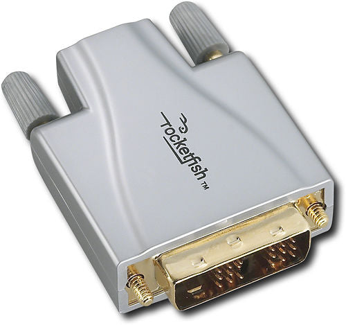 http://www.ebay.com/i/Open-Box-Excellent-Rocketfish-HDMI-to-DVI-Adapter-White-/201936883520