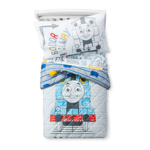 http://www.ebay.com/i/Thomas-Friends-174-Thomas-Tank-Engine-Bedding-Set-Toddler-/302482100051