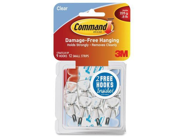 http://www.ebay.com/i/3M-Command-Clear-Hooks-and-Strips-/302431920136