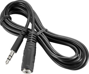 http://www.ebay.com/itm/Open-Box-Excellent-Insignia-6-3-5mm-Mini-Audio-Extension-Cable-Black-/201936880526