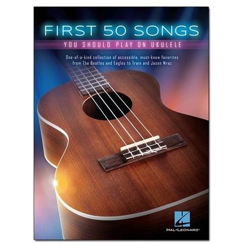 http://www.ebay.com/i/Hal-Leonard-Various-Artists-First-50-Songs-You-Should-Play-Ukulele-Shee-/202130597059