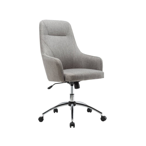 http://www.ebay.com/i/Comfy-Height-Adjustable-Rolling-Office-Desk-Chair-Gray-Techni-Mobili-/272873741210