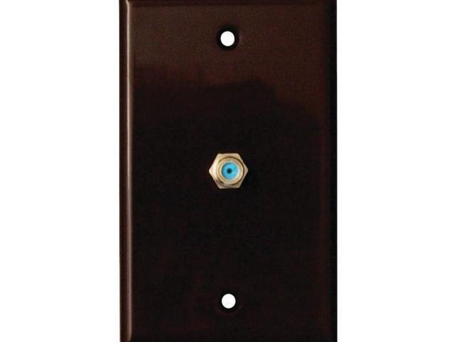 http://www.ebay.com/itm/2-4GHz-Coaxial-Wall-Plate-Brown-32-2024-BR-/302371494600