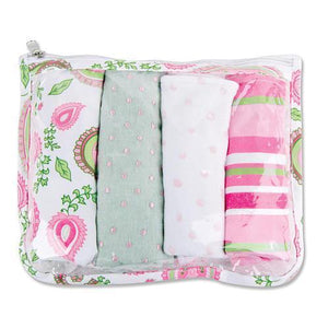 http://www.ebay.com/i/Trend-Lab-Paisley-Park-Zipper-Pouch-and-4-Burp-Cloths-Gift-Set-Pink-/362154223168