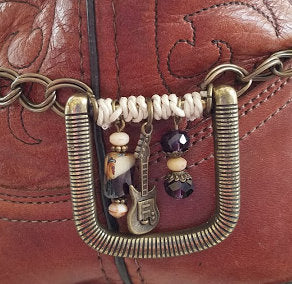 Belt Buckle Boot Bangle