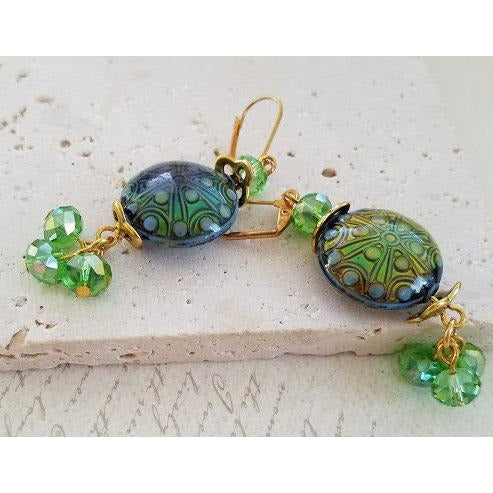 Mirage Bead Earrings