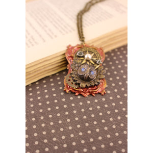 Owl's Journey Necklace