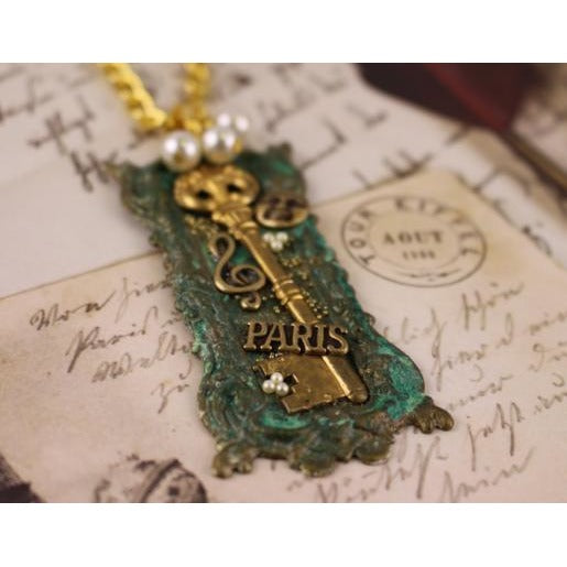 Dreams of Paris Necklace